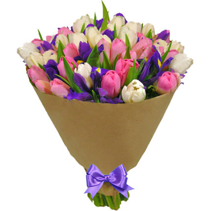 "Bouquet ""Breath of Spring""  - buy in Ukraine"