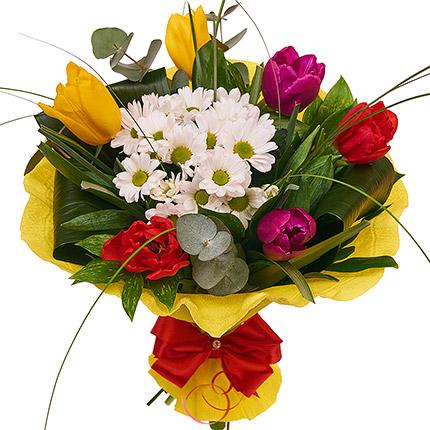 "Bouquet ""Spring Rainbow""  - buy in Ukraine"