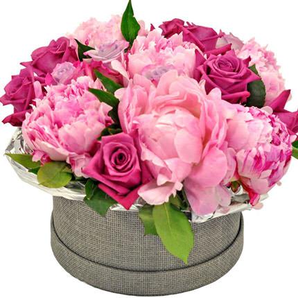 "Flowers in a box ""Spring luxury""  - buy in Ukraine"