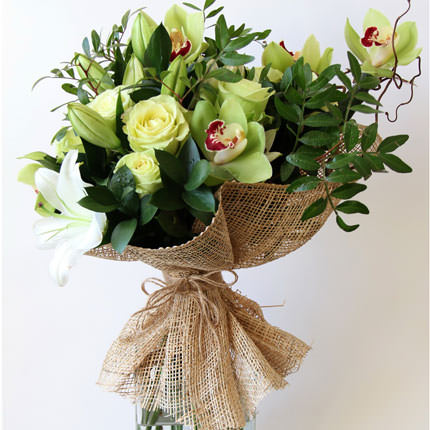 "Bouquet ""Freshness""  - buy in Ukraine"