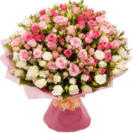 51 кустовая роза  - купить в Украине