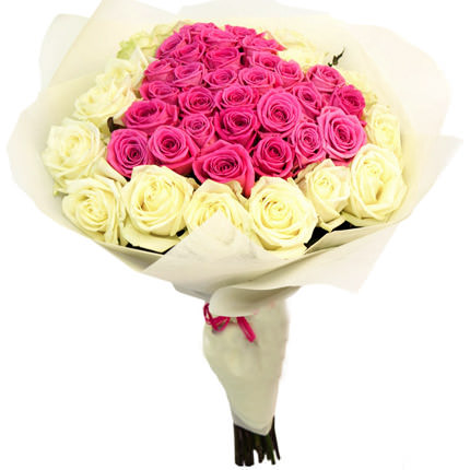 "Romantic bouquet ""My heart""  - buy in Ukraine"