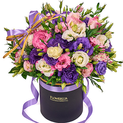 "Flowers in a box ""Unearthly beauty""  - buy in Ukraine"