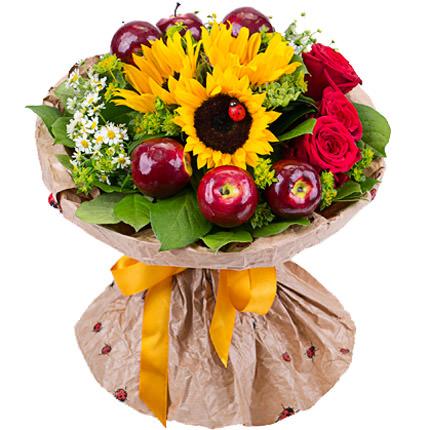 """Bouquet """"Summer sumptuousness""""  - buy in Ukraine"""
