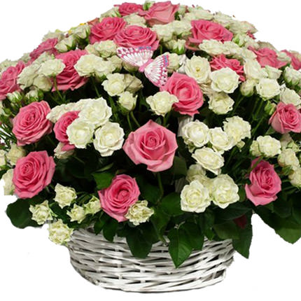 "Basket ""French romance""  - buy in Ukraine"