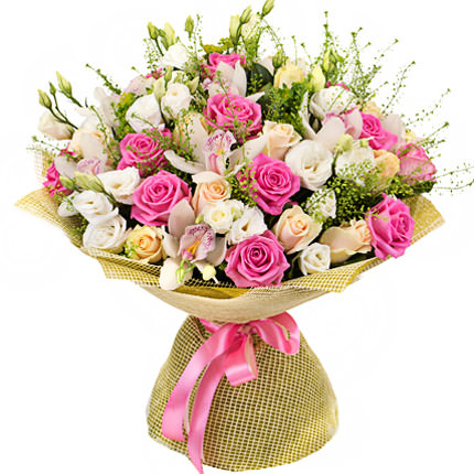 "Bouquet ""For beautiful lady""  - buy in Ukraine"