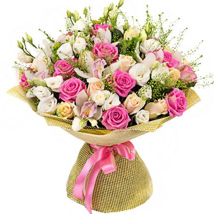 "Bouquet ""For beautiful lady""  - buy in Ukraine"