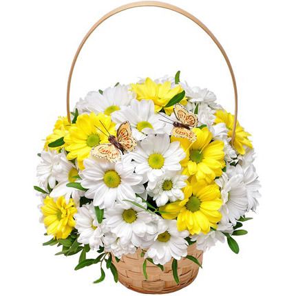 "Basket ""Sunny""  - buy in Ukraine"