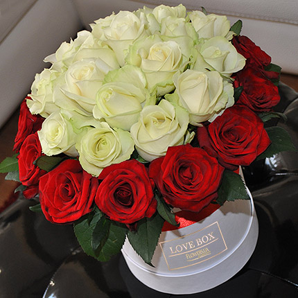 "Flowers in a box ""Prestige""  - buy in Ukraine"