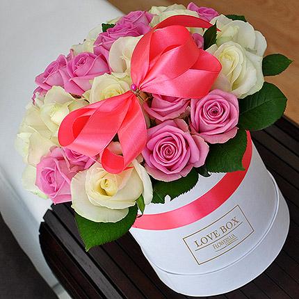Заказать цветы за месяц
