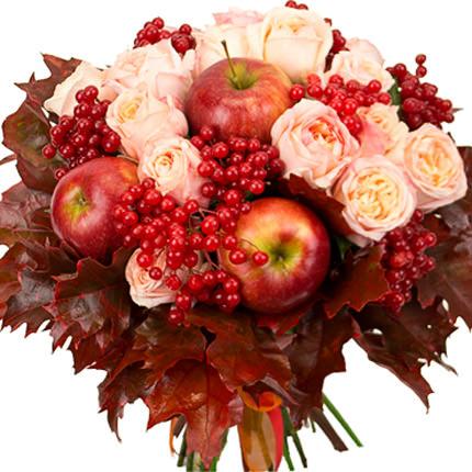 """Bouquet """"Golden Autumn""""  - buy in Ukraine"""