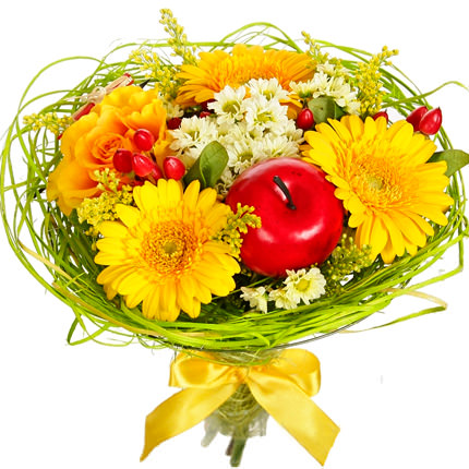 "Bouquet ""Favorite time of the year""  - buy in Ukraine"