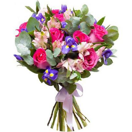 """Romantic bouquet """"Romeo and Juliet""""  - buy in Ukraine"""