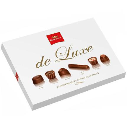 """Candies in box """"De Luxe""""  - buy in Ukraine"""