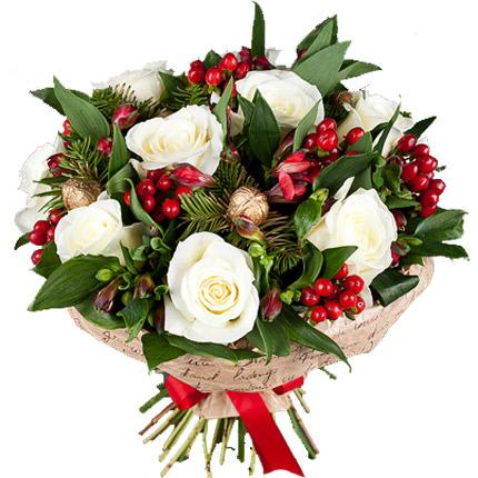 """Bouquet """"Frosty Morning""""  - buy in Ukraine"""