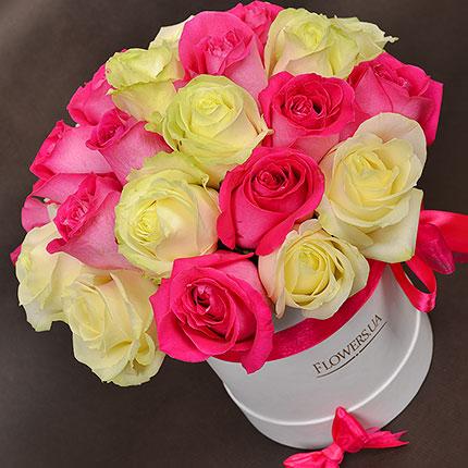 """Квіти в коробці """"Мрії принцеси!""""  - придбати в Україні"""