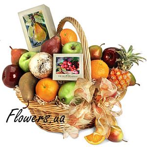 Fruit basket (big)  - buy in Ukraine
