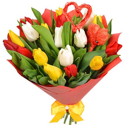 "Bouquet ""Two Hearts!""  - buy in Ukraine"