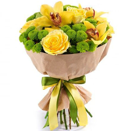 "Bouquet ""Sunny mood""  - buy in Ukraine"