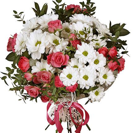 """Bouquet """"Ruddy cheeks""""  - buy in Ukraine"""