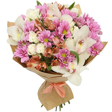 """Gentle bouquet """"Treasure""""  - buy in Ukraine"""