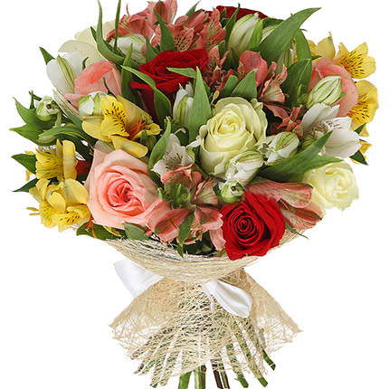 "Bouquet ""Holiday for mom!""  - buy in Ukraine"