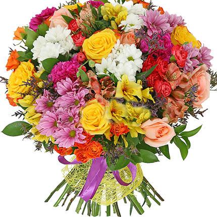 "Bouquet ""The best day!"" – from Flowers.ua"