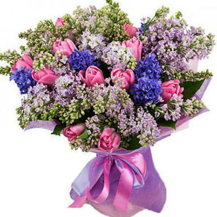 "Bouquet ""May holiday""  - buy in Ukraine"