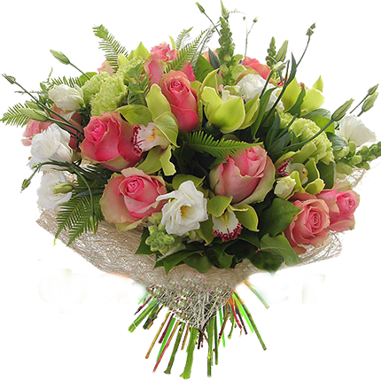 "Bouquet ""Delicate summer breeze""  - buy in Ukraine"