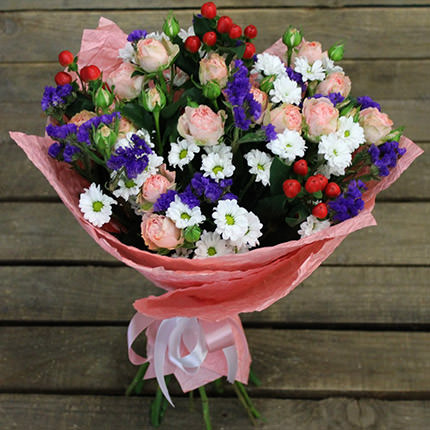"Bouquet ""Summer mood""  - buy in Ukraine"