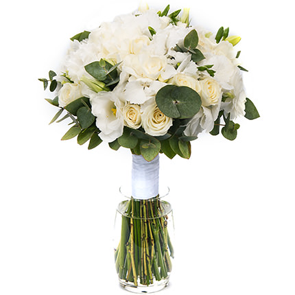 "Bridal bouquet ""Tender feelings""  - buy in Ukraine"