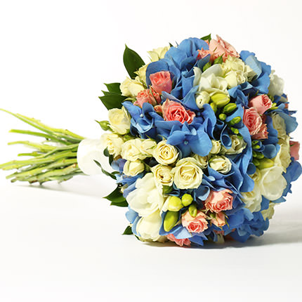 """Bridal bouquet """"Happy!""""  - buy in Ukraine"""