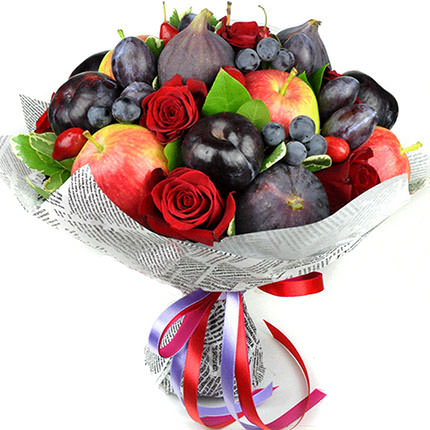 "Fruit bouquet ""Summer Hit!""  - buy in Ukraine"