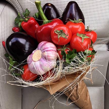 """Vegetable bouquet """"Spicy saute""""  - buy in Ukraine"""