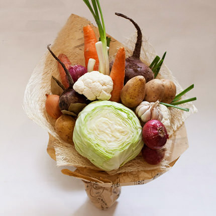 "Vegetable Bouquet ""No Hints!""  - buy in Ukraine"
