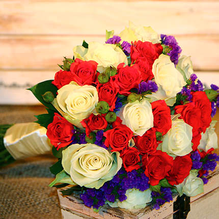 "Bridal bouquet ""Special day""  - buy in Ukraine"