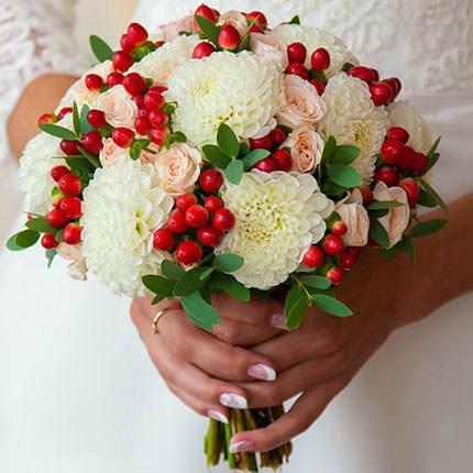 "Bridal bouquet ""Feeling of attraction""  - buy in Ukraine"