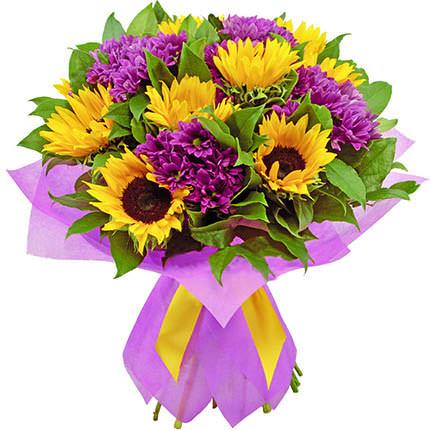 """Summer bouquet """"Life is good!""""  - buy in Ukraine"""
