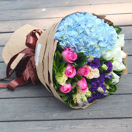 "Bouquet ""Incredible miracles""  - buy in Ukraine"