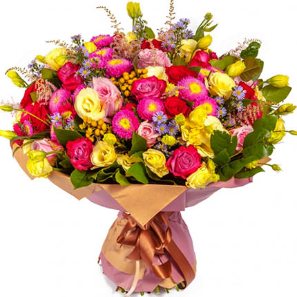 "Bouquet ""Colors of autumn""  - buy in Ukraine"