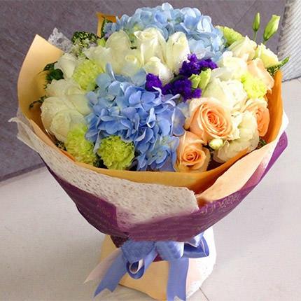"""Bouquet """"Refined mix""""  - buy in Ukraine"""