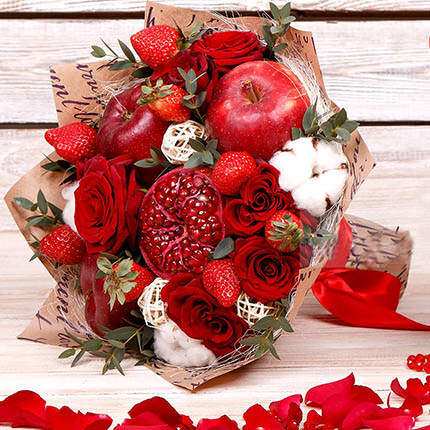 "Fruit bouquet ""My love""  - buy in Ukraine"