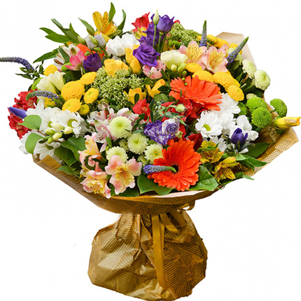 "Bright bouquet ""Autumn Hit""  - buy in Ukraine"