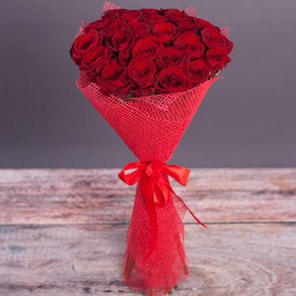 Букет з 21 троянди  - придбати в Україні