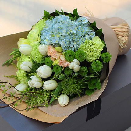 "Delicate bouquet ""Inspiration""  - buy in Ukraine"