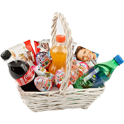 "Gift basket ""New Year's Miracle!""  - buy in Ukraine"