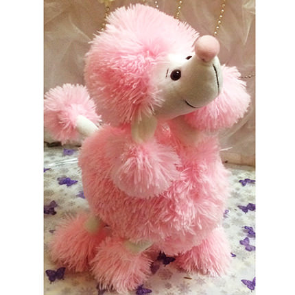 Poodle (pink)  - buy in Ukraine