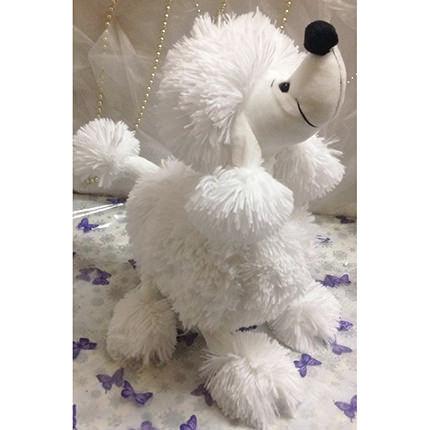 Poodle (white)  - buy in Ukraine