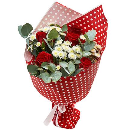 """Bouquet for the beloved """"Day of love""""  - buy in Ukraine"""