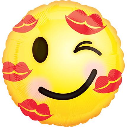 """Foil balloon """"Sweet Kiss""""  - buy in Ukraine"""